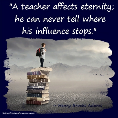 the effects a teacher has had on your personality Research suggests that, among school-related factors, teachers matter most when it comes to a student's academic performance nonschool factors do influence student achievement, but effective teaching has the potential to help level the playing field.